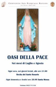 rosariooasidellapace